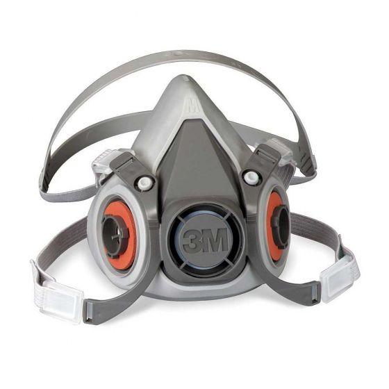 3M™ Half Face Respirator Medium 6200