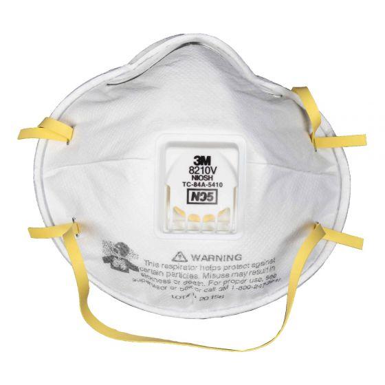 3M™ Particulate Respirator 8210V
