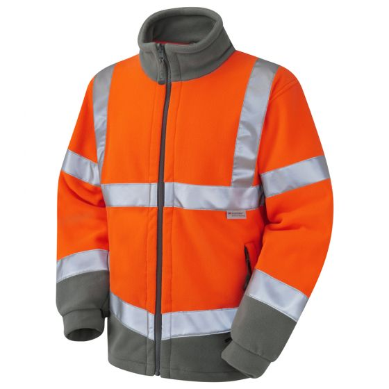 Leo-F01-O Class 3 Fleece Jacket