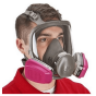 3M™ Full Face Respirator, Medium, 6800